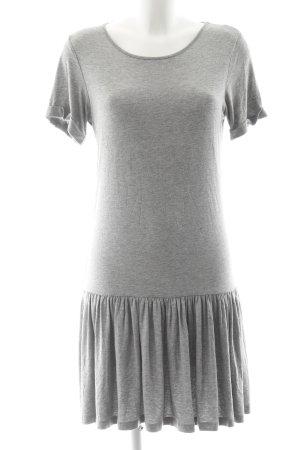 Esprit Jerseykleid silberfarben Casual-Look