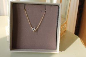 Esprit Jewel Halskette rosegolden 925 Sterlingssilber,Neu