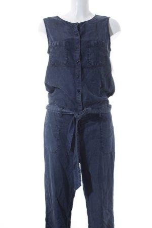 Esprit Jumpsuit dunkelblau Casual-Look