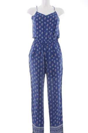 Esprit Jumpsuit Paisleymuster Casual-Look