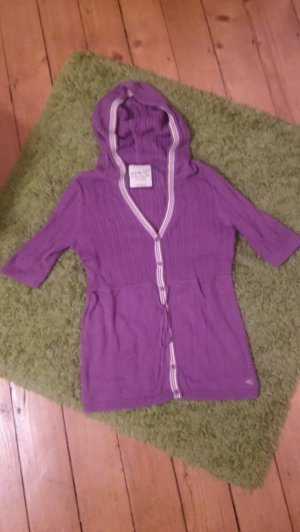 Esprit Hooded Shirt violet