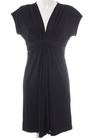 Esprit Hooded Dress black knot detail