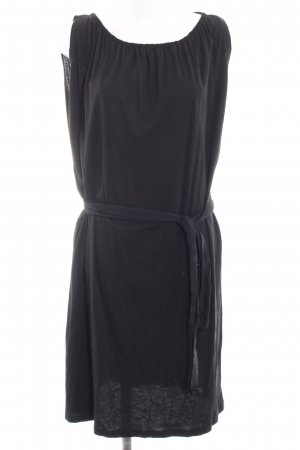 Esprit Hooded Dress black simple style