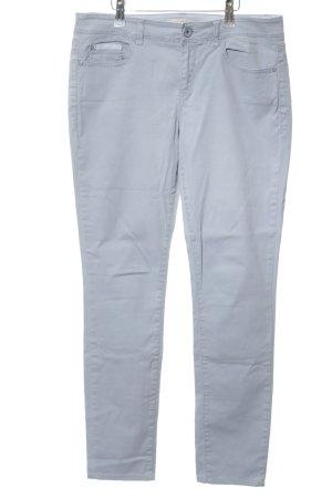 Esprit Pantalón de pinza alto azul look casual