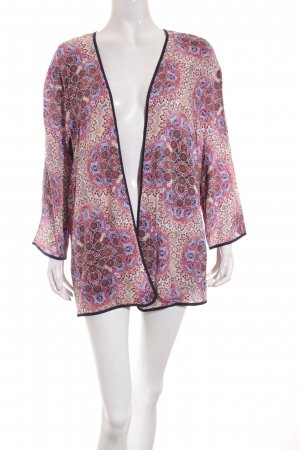 Esprit Kimono blouse abstract patroon Boho uitstraling