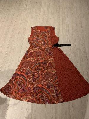 Esprit Kleid 40 Braun Orange