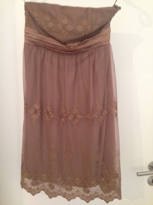 Esprit Kleid aus besticktem Mesh