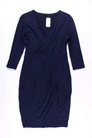 Esprit Vestido de tubo azul oscuro