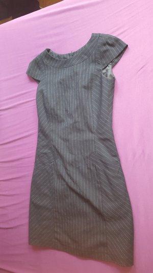 Esprit Kleid (blau/schwarz, Gr. 36)