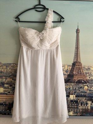 Esprit Vestido de baile blanco