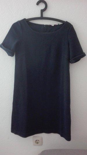 Esprit Kleid festes Material blau XS 34 S 36