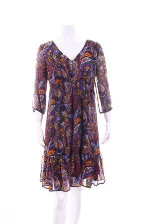 Esprit Kleid florales Muster Beach-Look