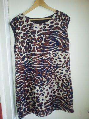 Esprit Kleid im Leopardenlook