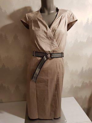 Esprit Kleid in Wickeloptik
