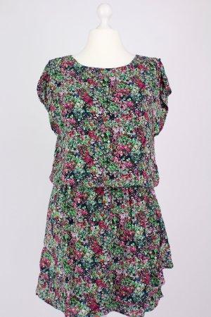 Esprit Kleid mehrfarbig Größe 44