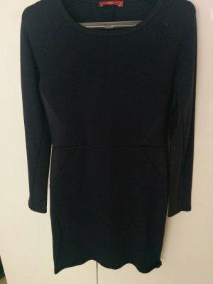 Esprit Kleid mit Lederdetails