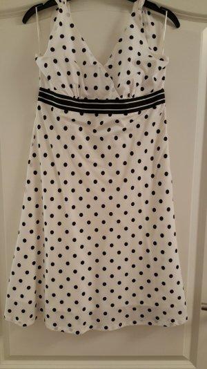 ESPRIT Kleid mit Punkten