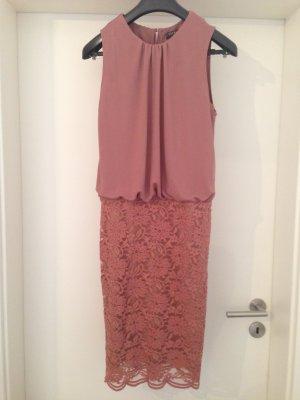 Esprit Kleid mit Spitzenrock