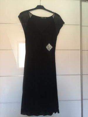 Esprit Kleid mit Transparenten Ärmeln