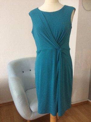 Esprit Kleid neu blau Größe 44