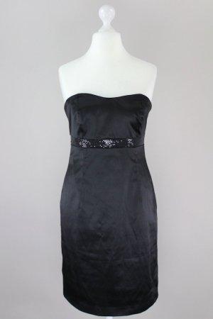 Esprit Kleid schwarz Größe M 1709170110497