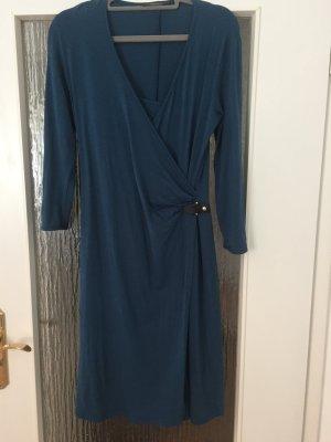 Esprit Kleid Türkis Größe S