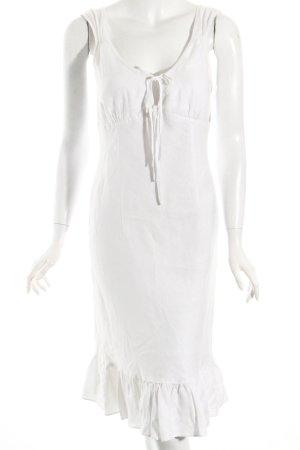 Esprit Kleid weiß Boho-Look