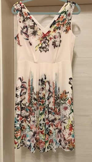 Esprit Empire Dress multicolored