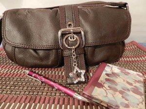 ESPRIT kleine Damentasche braun-Umhängetasche-Schultertasche-mit kleinem Zubehör