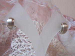 ESPRIT: Kleine Silber-Kreolen, ca. 1,3 cm, 925er Silber