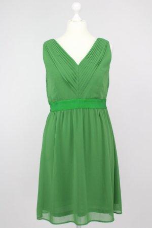 Esprit Knielanges Abendkleid grün Größe 42 1711190460747