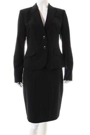 Esprit Kostüm schwarz Business-Look