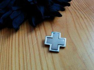 Esprit Kreuz Anhänger Echtsilber matt und glänzend