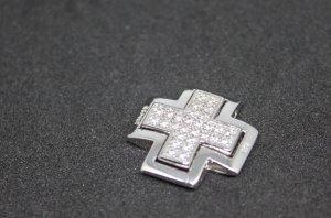 Esprit Pendant silver-colored real silver