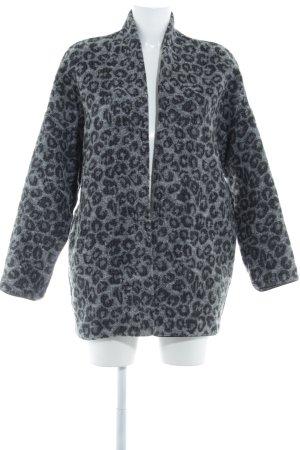 Esprit Veste en fausse fourrure motif léopard style simple