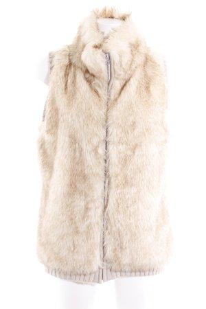 Esprit Fake Fur Vest color gradient casual look