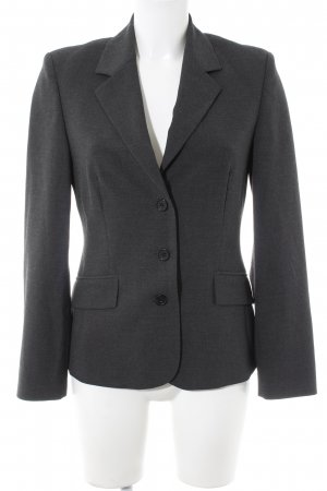 Esprit Kurz-Blazer anthrazit Business-Look