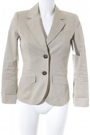 Esprit Kurz-Blazer beige Business-Look
