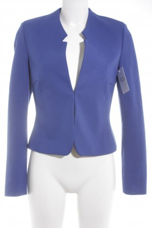 Esprit Kurz-Blazer blau Business-Look