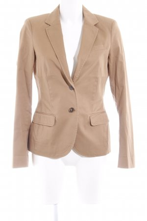 Esprit Kurz-Blazer camel Business-Look