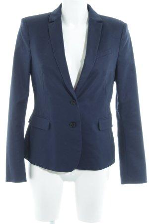 Esprit Kurz-Blazer dunkelblau Business-Look