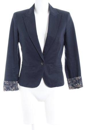 Esprit Kurz-Blazer dunkelblau Elegant
