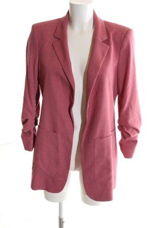 Esprit Kurz-Blazer pink Business-Look
