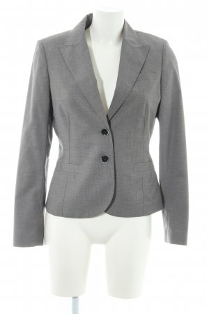 Esprit Kurz-Blazer grau Business-Look