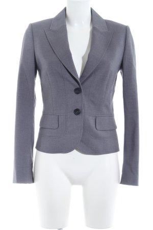 Esprit Kurz-Blazer grau Business-Look
