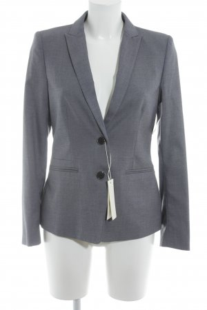Esprit Kurz-Blazer graublau Business-Look