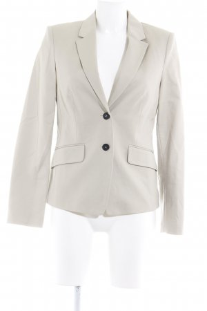 Esprit Blazer court beige clair style d'affaires