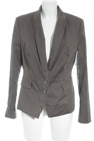 Esprit Kurz-Blazer hellbraun Business-Look