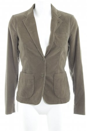 Esprit Kurz-Blazer khaki Business-Look