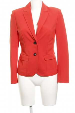 Esprit Kurz-Blazer neonorange Business-Look